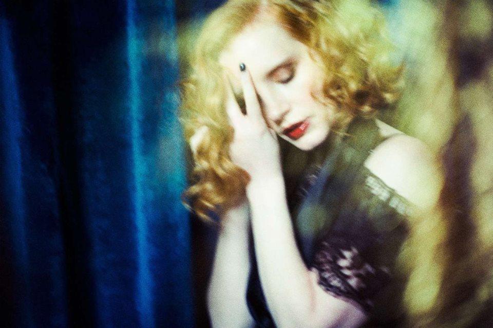 VÍDEO: Bastidores do ensaio da Jessica para a Flaunt Magazine