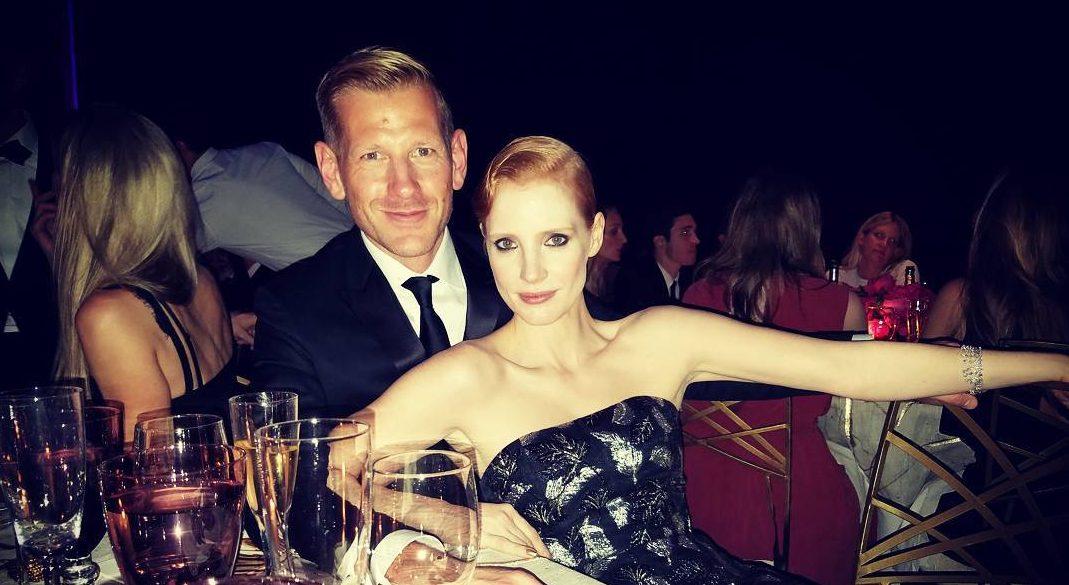 Vogue: Jessica Chastain e Paul Andrew estão, claramente, destinados a serem melhores amigos, e temos a prova.