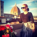 Today I am a Florentine maiden vacation