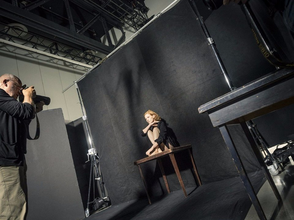 Jessica participará do Calendário Pirelli 2017