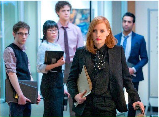 """Primeira imagem oficial de """"Miss Sloane"""""""