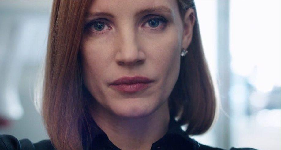"""VIDEO + FOTO: Primeiro trailer e novo pôster de """"Miss Sloane"""" foram disponibilizados"""