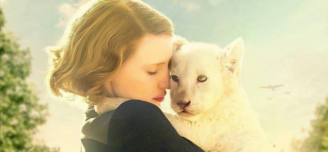 """Divulgado primeiro trailer de """"The Zookeeper's Wife"""""""