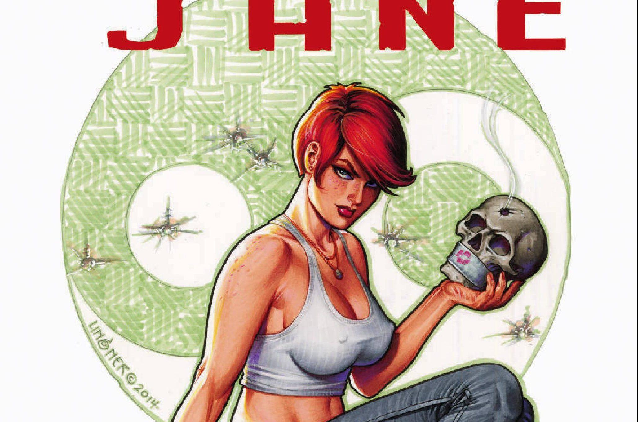"""Jessica vai estrelar e produzir a adaptação cinematográfica dos quadrinhos """"PainKiller Jane"""""""