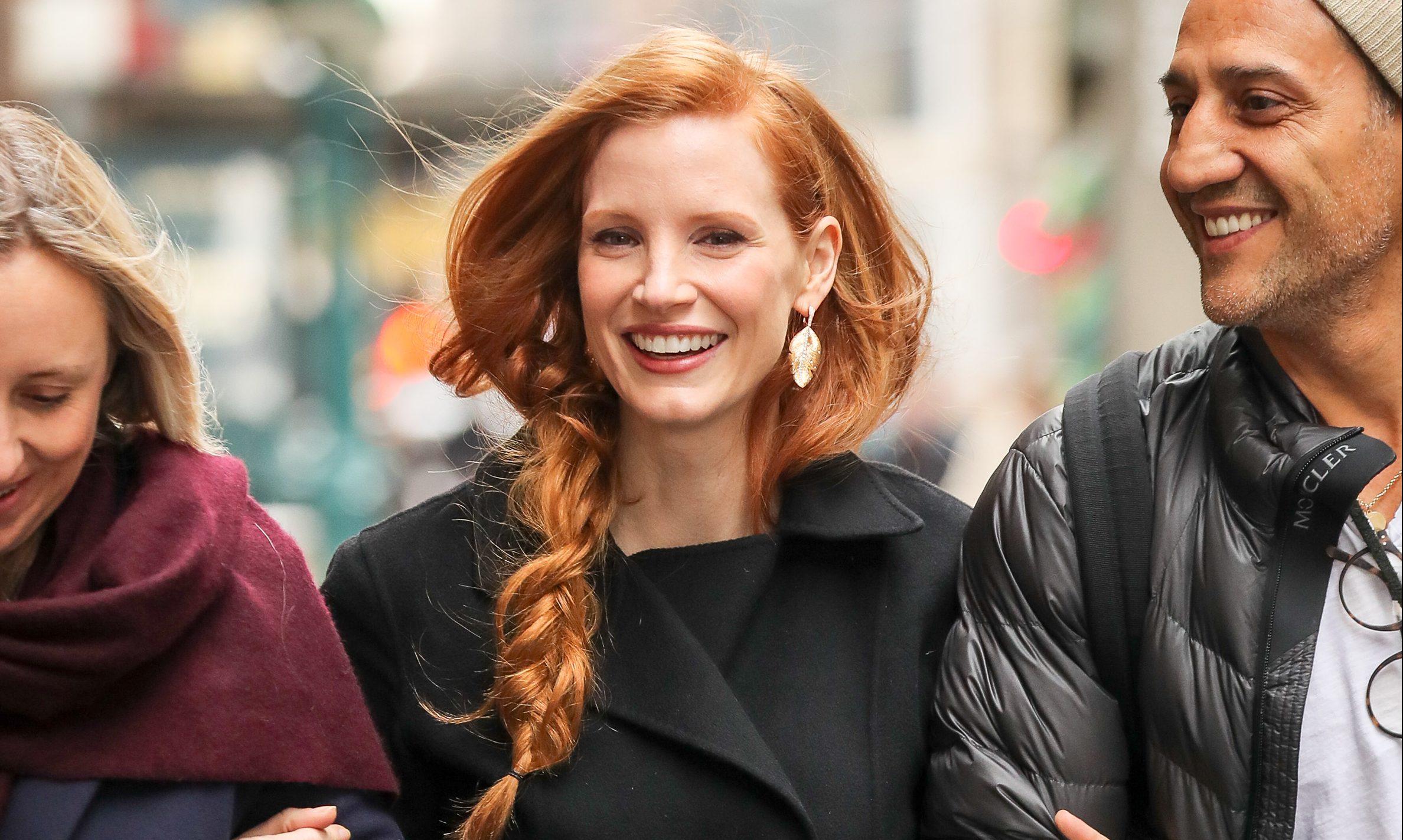 CANDIDS: Jessica em Nova Iorque