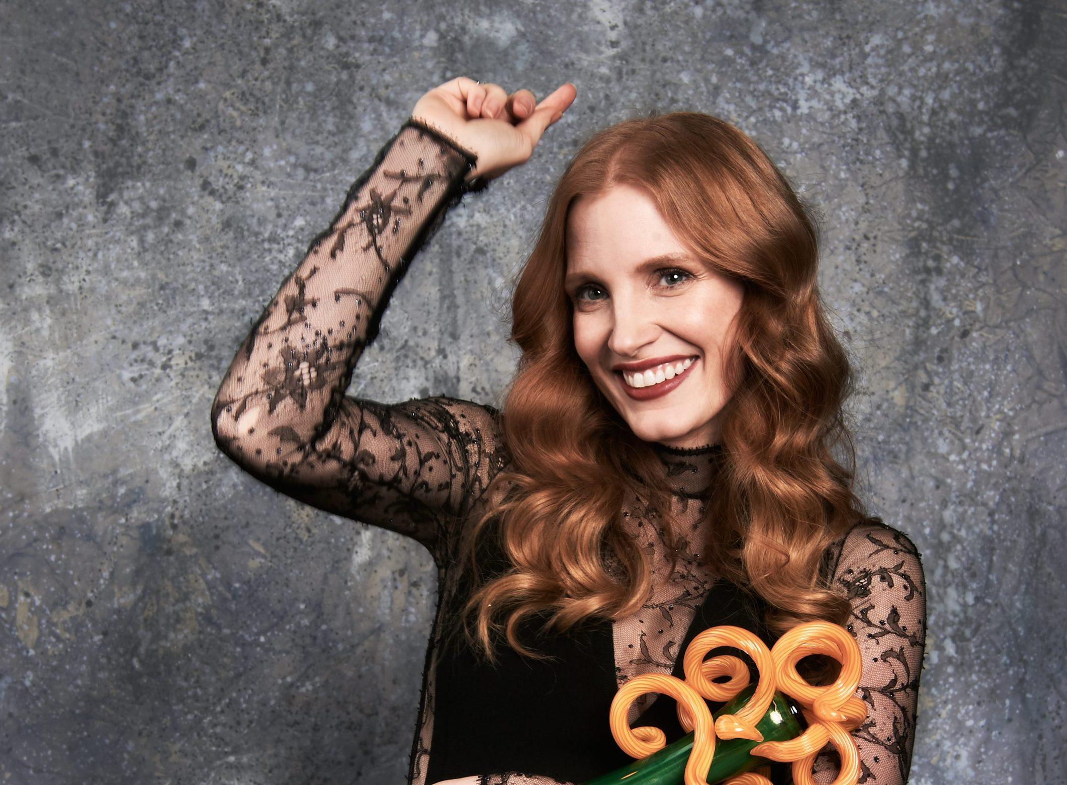 Jessica comparece ao Palm Springs Film Festival Opening Gala