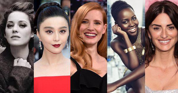 Jessica estrelará filme de espionagem ao lado de Lupita Nyong'o, Marion Cotillard, Fan Bingbing e Penélope Cruz