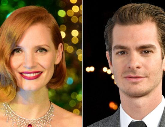 The Eyes of Tammy Faye | Jessica vai estrelar filme ao lado de Andrew Garfield