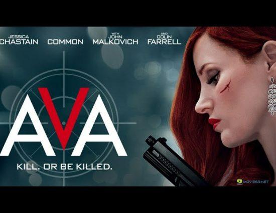 AVA | Primeiro trailer e pôster são divulgados